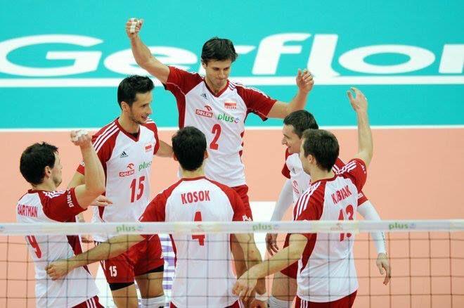 Polish national volleyball team!
