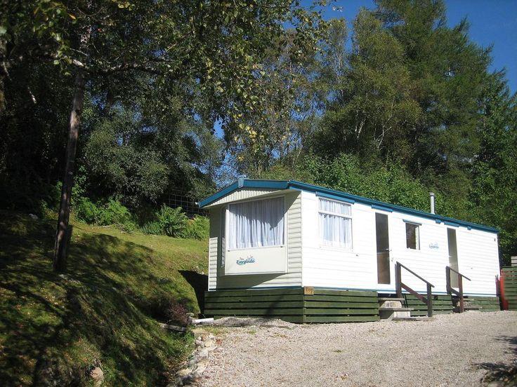 Dalilea Caravans, Acharacle, Argyll, Scottish Highlands, Scotland. Holiday. Travel. Caravan. Camping. Campsite. Outdoors.