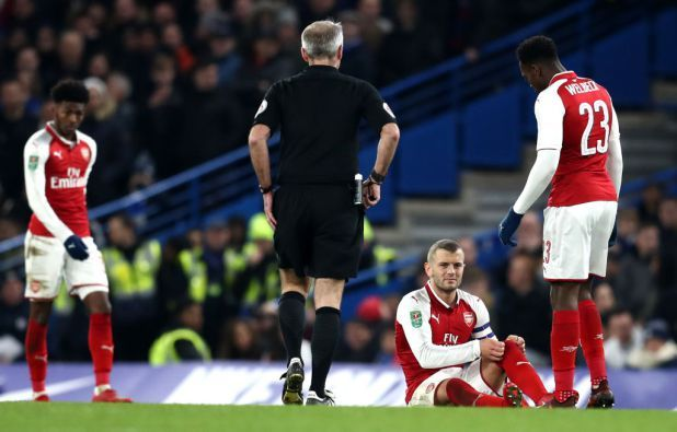 Bad news for Arsenal and England: Jack Wilsheres huge blow          By way of   Scott Morris    Created on: January 10 2018 nine:22 pm  Final Up to date: January 10 2018  nine:28 pm   Unlucky  Arsenal midfielder Jack Wilshere gained an enormous blow in opposition to Chelsea of their Carabao Cup semi-final conflict as he used to be withdrawn via harm.  Its now not been an excellent profession with regards to accidents for Jack Wilshere and its now not going to get any…