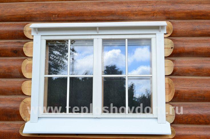 Отделка деревянного дома изнутри и снаружи