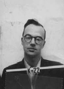 Klaus Fuchs -- Project Y ID badge