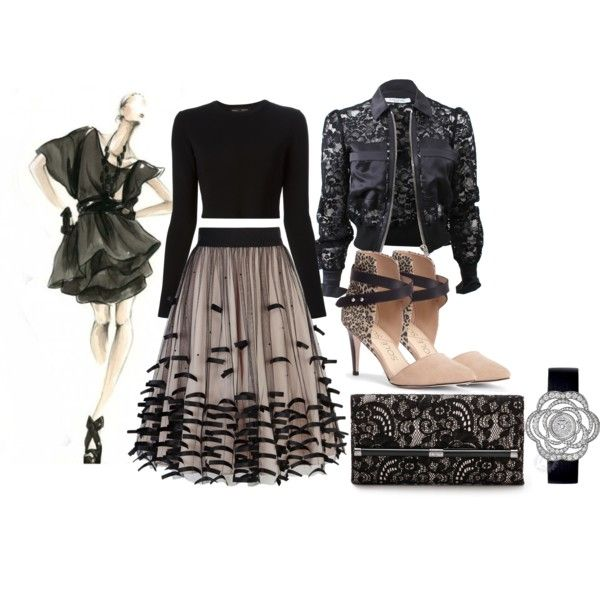 """""""Party time"""" by ildikos on Polyvore"""