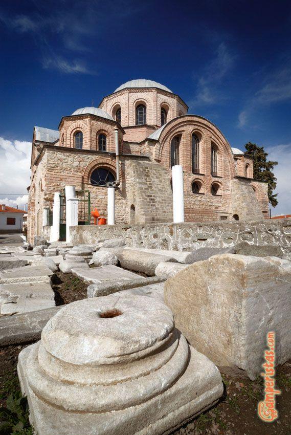 Greece, Evros region, Feres