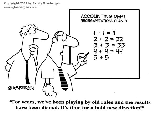 Image result for creative accounting cartoon
