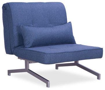 Cardini Uno Sleeper Chair modern chairs