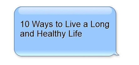 It's hard to keep track of the latest research on what's good for you and what isn't. But there are definitely strategies that will help you live a longer, healthier life. The best part is, these things all improve the quality of your life too.