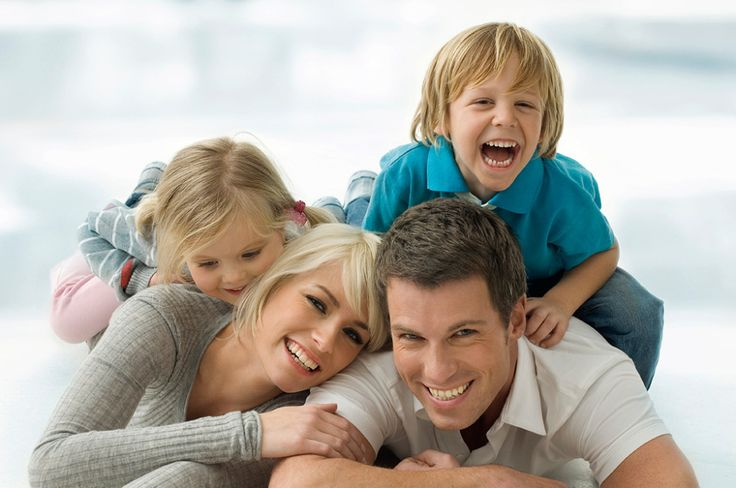 I want two children: a boy and a girl... I dream of happy family...