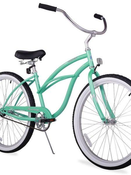 Firmstrong Beach Cruiser Bike in Mint Green