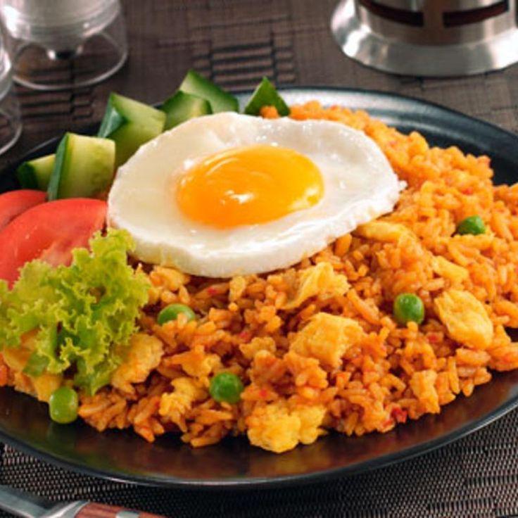 Indonesia Fried Rice - Kari Kari Malaysian Fusion - Zmenu, The Most Comprehensive Menu With Photos