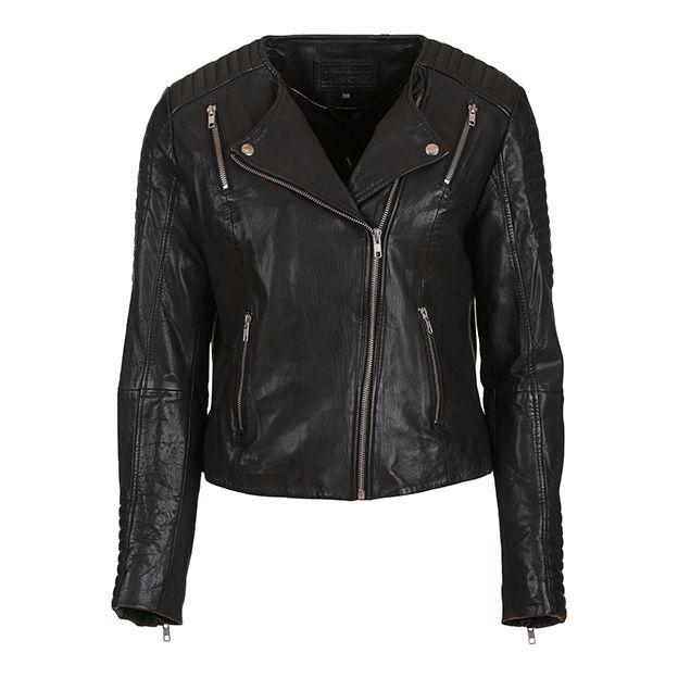 Biker jacket // 11724