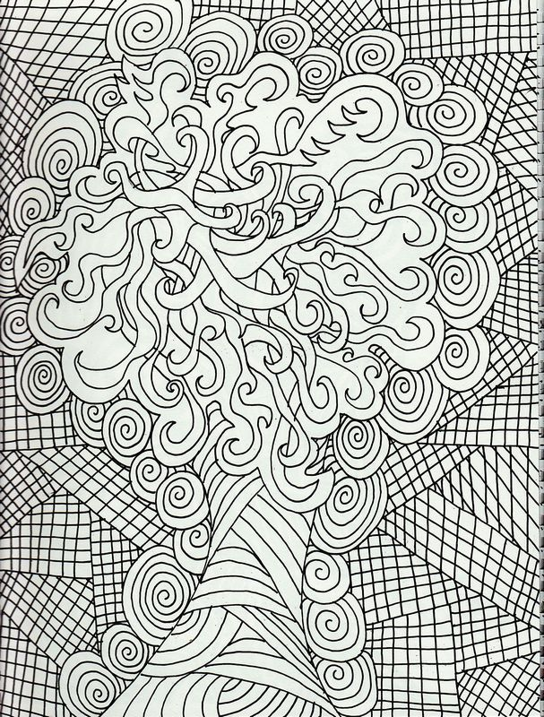 155 Best Adult Coloring Pages Images On Pinterest