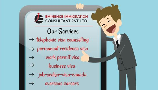 Looking for a immigration in Australia? Eminence Immigration can help you to locate the most reasonable movement   benefits in the nation. Our organizations are not restricted to one but instead various parts of finding an immigration   services like Telephonic visa counselling, Permanent residence visa, Work permit visa, Business visa and so on......... Visit @ https://www.eminenceimmigration.com/ contact for more information on Immigration services @ 1800 2000 859 and @ 040-66887800 / +91…