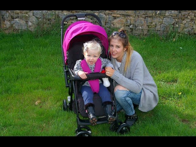 Check Out JOIE MIRUS STROLLER REVIEW | KERRY DYER