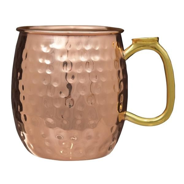 how to clean the inside of copper mugs