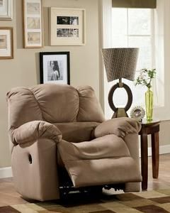 Eli - Cocoa Collection Motion Rocker Recliner by Ashley Furniture [Kitchen] MPN: 5210698