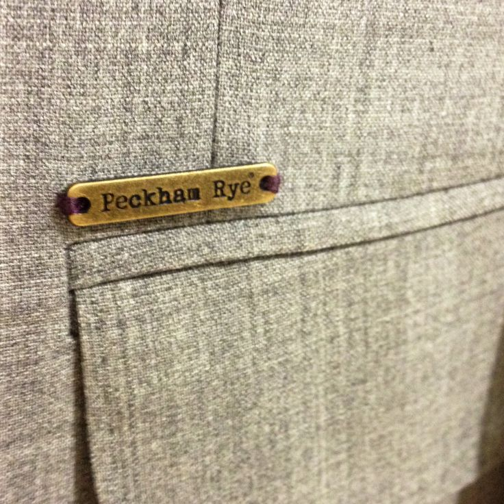 #carnaby A sneak preview of our samples from the forthcoming 'Peckham Rye' Ready To Wear collection