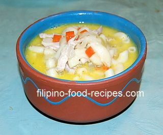 9 best filipino food images on pinterest filipino food filipino sopas filipino sopas creamy macaroni chicken filipino soup forumfinder Images