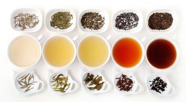 5 egészséges, zsírégető tea