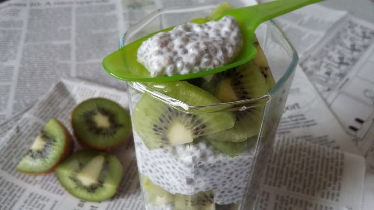 Chia puding alap recept