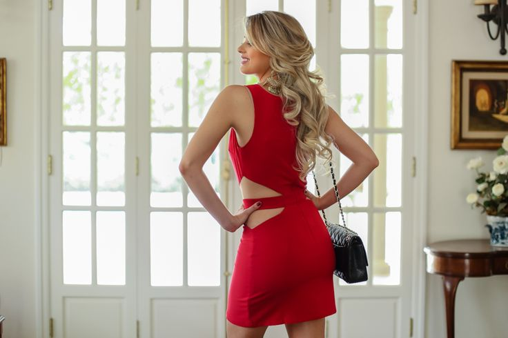 Marina Casemiro, look, night, vestido, vermelho, recortes, máxi brinco, tendencia, amarena, ribeirao preto, blog, fashion blog, look noite-5
