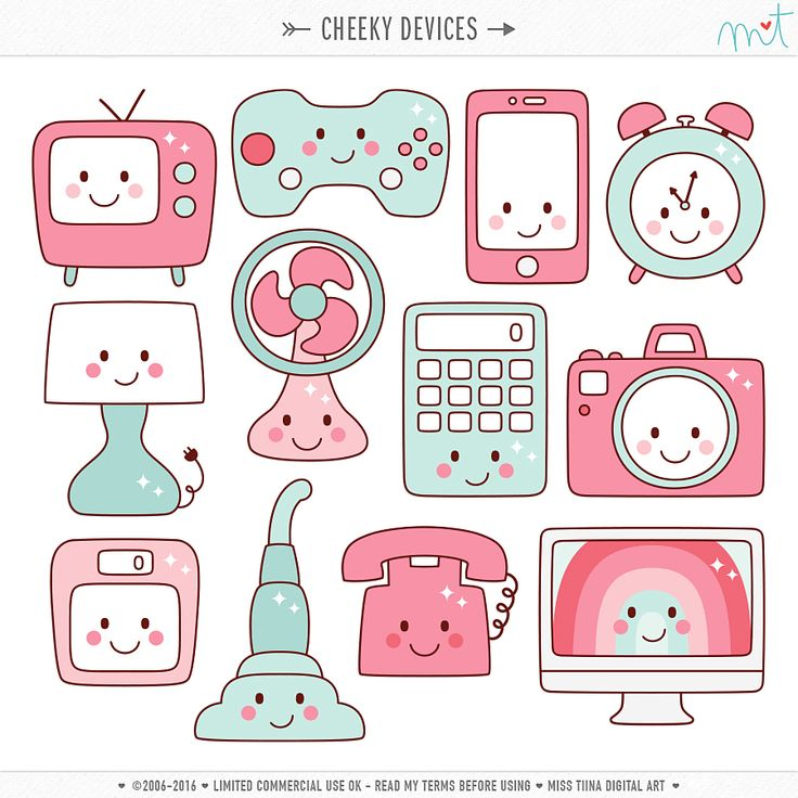 Cheeky Devices ·CU·