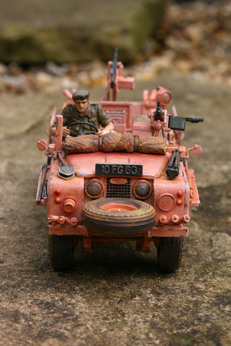 series land sas desert were rover use landrover the photo approximately adapted pink s panther by sale for a hundred iia stock