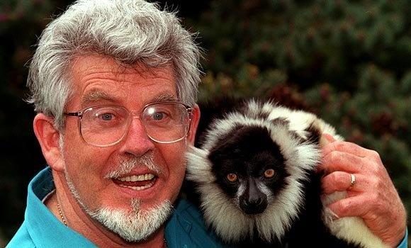 Rolf Harris to present animal show