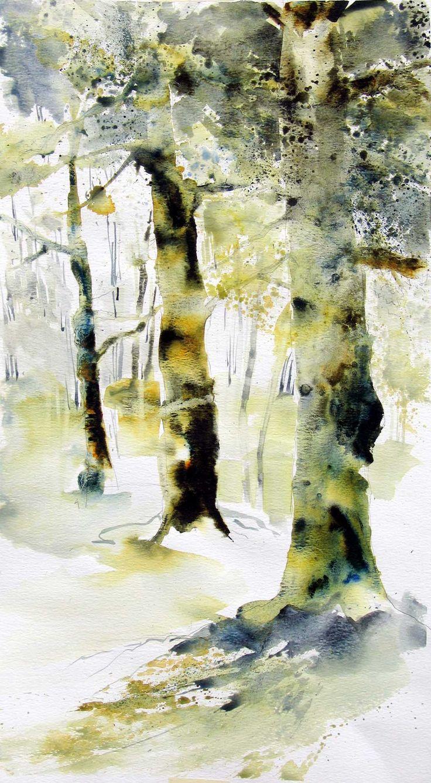 Gerda Aquarel en Dum Pingo Vivo : aquarel werken, aquarel workshops en aquarel tentoonstellingen van Gerda Mentens (Balen)
