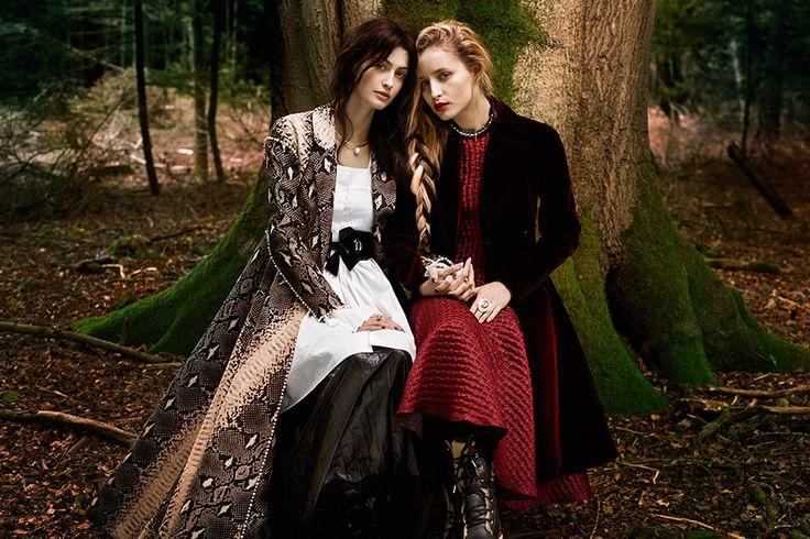 Into The Woods: Shop the Harvey Nichols Fashion Fairytale Harvey Nichols