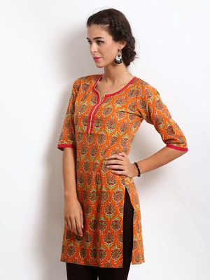 Awesome Color Women's cotton Kurta