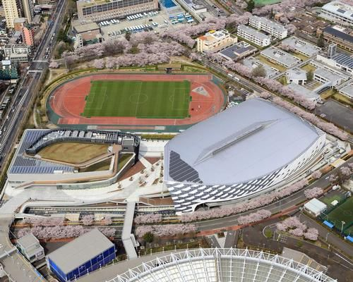 First new permanent venue of the Tokyo 2020 Games opens to the public