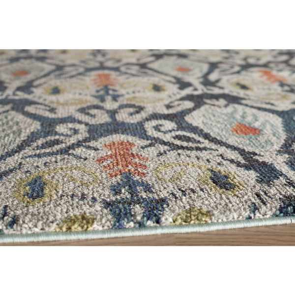 Casa Navy Area Rug X   Overstock Shopping   Great Deals On Momeni   Rugs