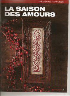 OMG that frame ♥ Renato Parolin design | Broderie creative - monica1964