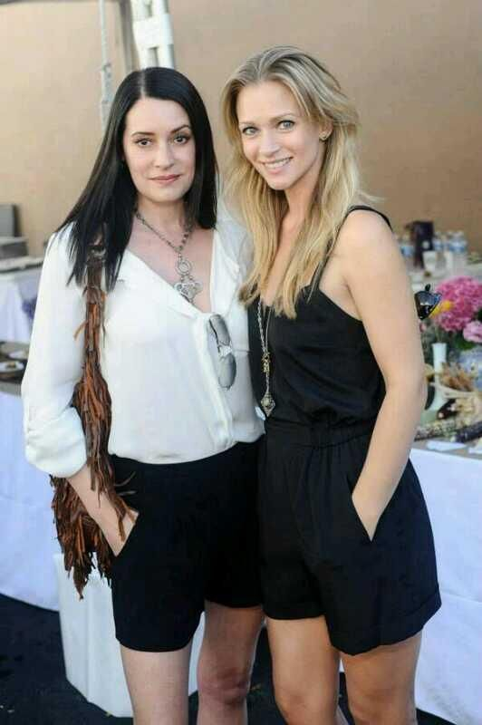 aj cook / paget brewster--just a couple of the lovely ladies from Criminal Minds.