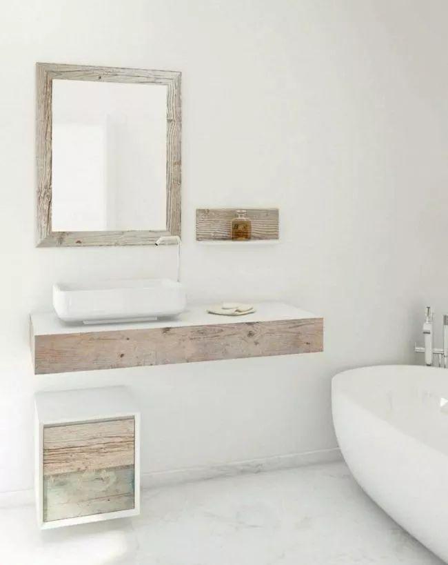 159 best Salle de bain images on Pinterest - comment changer une porte