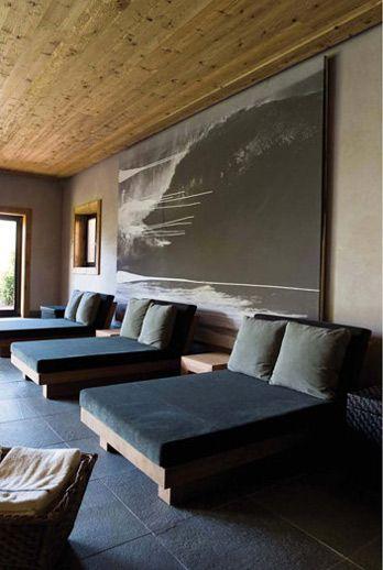 Federica Palacios Design ::: Chalet & Spa