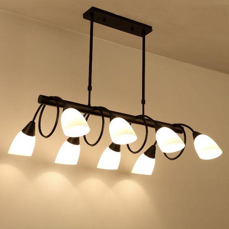 Moden art pendant light gold/black magic bean g4 led lamp living dining room shop glass pendant lamp fixtures 110-240V. Yesterday's price: US $239.00 (197.32 EUR). Today's price: US $152.96 (125.64 EUR). Discount: 36%.