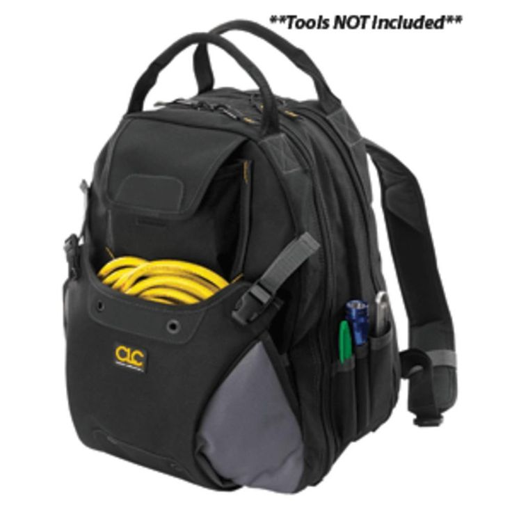 CLC 1134 48 Pocket Deluxe Tool Backpack