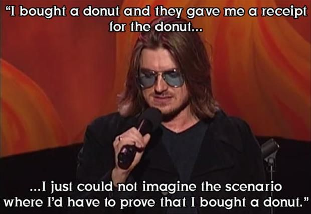 love love Mitch Hedberg