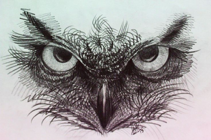 My favourite tattoo the deep owl eyes abstract tribal art Www.pinterest.com/deanosink