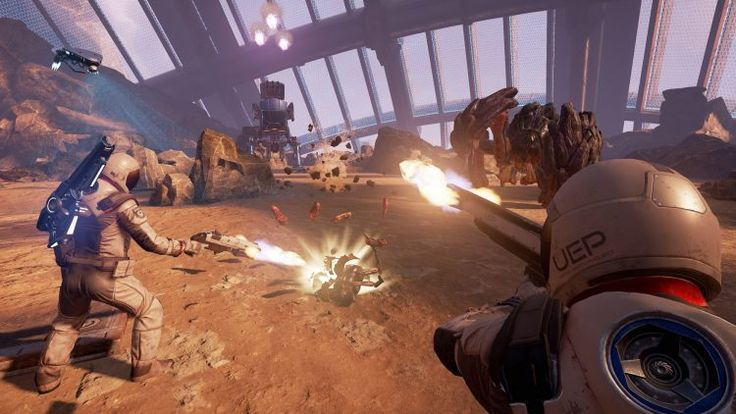 Hands-On With Upcoming PSVR Shooter Farpoints Intense Co-Op Multiplayer
