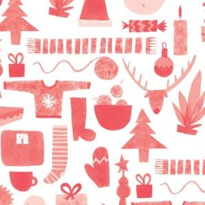 Christmas Pattern designed by Tamara Garcevic