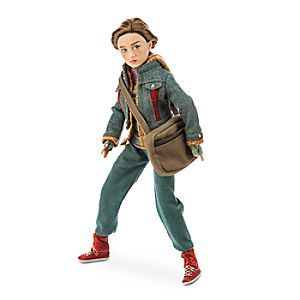 Disney Athena Action Figure - Tomorrowland | Disney StoreAthena Action Figure - Tomorrowland - The 11-year-old humanoid robot Athena, a central character in Disney's science fiction adventure <i>Tomorrowland</i>, is captured in fine detail in this lifelike action figure that comes with a change of clothing, and accessories.