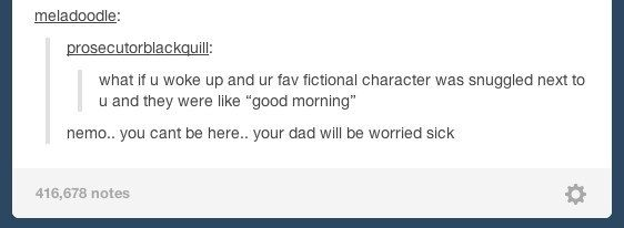 """I COULD NOT BREATHE for #35. Fictional morning: 