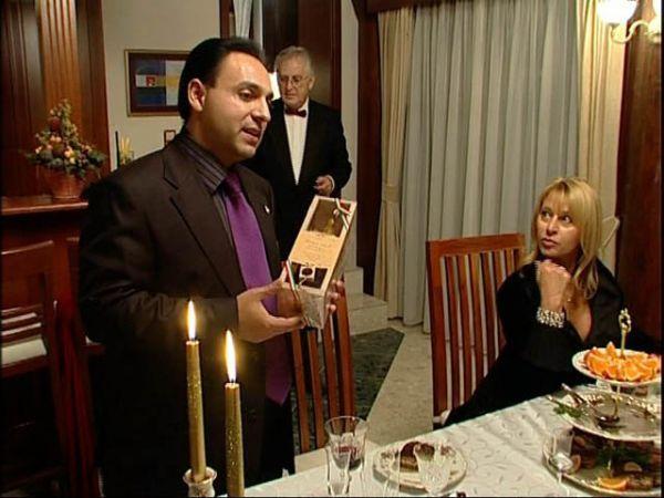 Celebek vacsora csatája, - Vacsoracsata receptek: Vacsoracsata 12. hét - Mága Zoltán megannyi meglepetéssel várta vendégeit