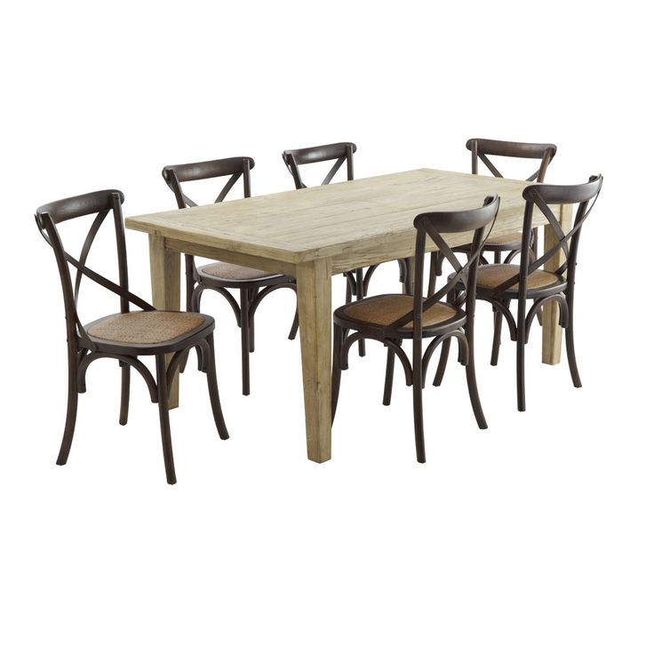 Dare Gallery - Saint Tropez Dining Table 180cm, $899.00 (http://www.daregallery.com.au/saint-tropez-dining-table-180cm/)