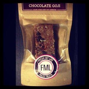 Chocolate Goji