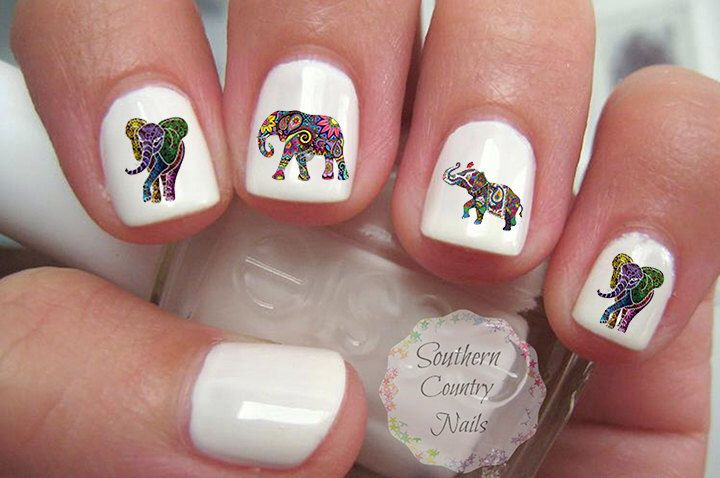 28+ [nail elephant and on]