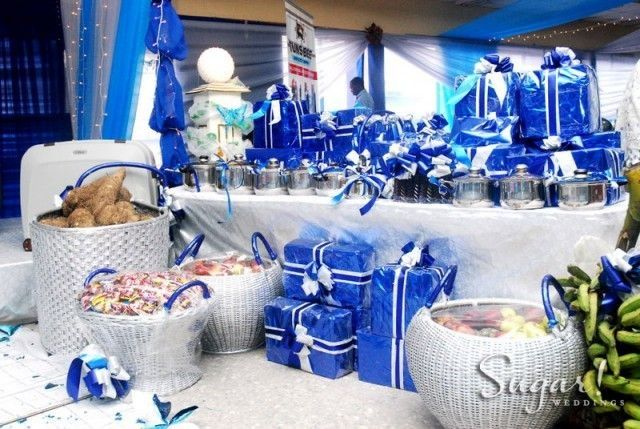 Customary Wedding Gift: Nigerian Weddings