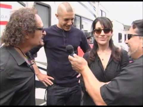 "Juice Sons of Anarchy Cast | Sons of Anarchy Kim Coates ""TIG"" & ""Theo Rossi JUICE"" with Two Wheel ..."